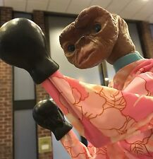 1E.T. FUNNY Working PUNCHING BOXING Puppet ORIGINAL MADE IN1982