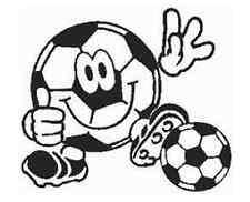 Fußball Wandaufkleber Fussball Wandtattoo Aufkleber Football.