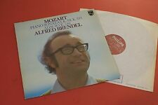 SAL 9500 025 Alfred Brendel Mozart Sonatas K.331 333 Adagio in B minor Philips