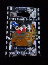 Disney Pin DLR Walt's Classic Collection - Fantasia - Sorcerer Mickey Le1000