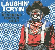 FREE US SH (int'l sh=$0-$3) NEW CD Reverend Horton Heat: Laughin' and Cryin' wit