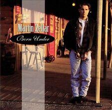 Born Under Zellar, Martin Audio CD
