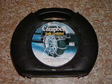 SNOW/TIRE CHAINS, CAMPBELL 1200 SERIES 215/70-14, 205/70-15, 205/65-16
