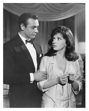 SEAN CONNERY and beauty scene still from JAMES BOND film - (b971)