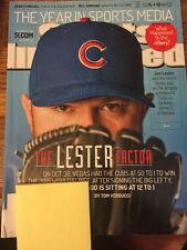 Sports Illustrated 12.22.14 Jon Lester Chicago Cubs Cover