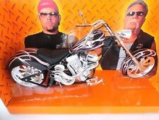 Motorcycle - Orange County Choppers Die-Cast Replica 1:6 Scale Red/Black/Silver