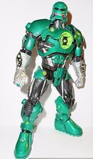 DC Universe classics 9.5 inch STEL GREEN LANTERN wave 2 series complete dcu dcuc