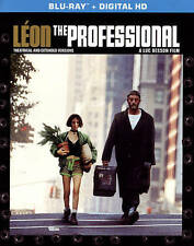 Leon The Professional NEW Bluray disc/case/cover-no digital/slip Reno Portman