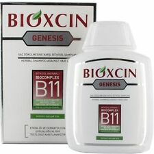 BIOXCIN Genesis Herbal Shampoo For Hair Loss Treatment for Normal Hair