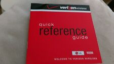 Verizon Wireless Welcome CD Rom LG VX3200 Getting To know Phone Software  2004