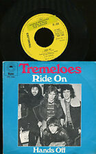 TREMELOES 45 TOURS HOLLANDE RIDE ON