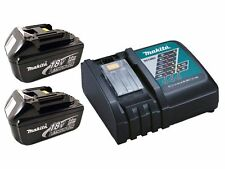 Genuine Makita BL18302DC18RC Twin LXT 18v 3.0AH Li-ion Battery and Charger
