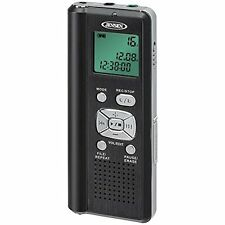 Jensen Dr-115 4gb Digital Voice Recorder With Microsd[tm] Card Slot (dr115)