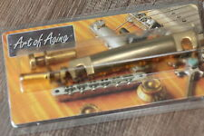 "Gibson Historic Collection Alu Tailpiece Customaged Gold ""Art of Aging"""