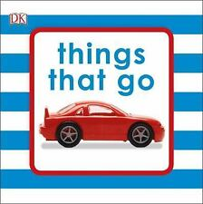Squeaky Baby Bath: Things That Go by Dorling Kindersley Publishing Staff...