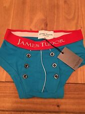 James tudor Blue And Red Size Small