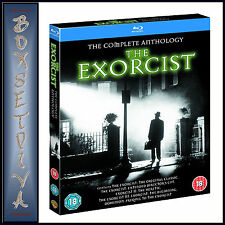 THE EXORCIST - THE COMPLETE ANTHOLOGY  *BRAND NEW BLU-RAY**