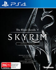 The Elder Scrolls 5 V Skyrim Special Edition PS4 Game Brand New