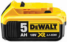 New! Dewalt DCB184 18V 5.0Ah DCB184-XE 90Wh Li-ion Power Tool Battery Pack AKKU