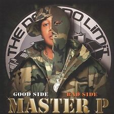 FREE US SH (int'l sh=$0-$3) NEW CD Master P: Good Side: Bad Side (Clean) Clean