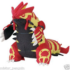 "My Pokemon GO Collection GROUDON 4"" Plush Doll Toy Plushie Key Chain MPC XY NWT"