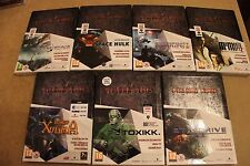 Steelbook Huge Collection 7 Games PC DVD - Polish/English + STEAM