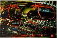 Cartolina Formato Piccolo - Fiat Mirafiori - Torino Linee Di Montaggio Non Viagg