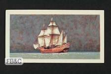 Brooke Bond Tea Card - The Saga of Ships No. 9 Ark Royal (Galleon)