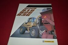Caterpillar 916 926 936 Wheel Loader Dealer's Brochure DCPA6 ver2