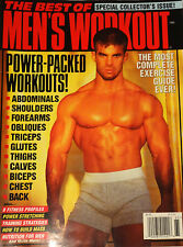 BEST OF MEN'S WORKOUT MAGAZINE 1996 TOM COLLINS, RARE (COLLECTORS ITEM)