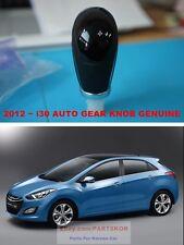 2012 ~ HYUNDAI i30 Elantra GT AUTO Gear Shift Lever Knob Genuine Part OEM
