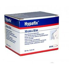 Box 1 Hypafix Wide-area Dressing Fixation, Roll of Tape, 4'' x 10 yards 71443-02
