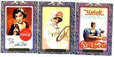 COCA COLA Lot de 3 Cartes NEUVES DIFFERENTES Lot N° COCA-3 16