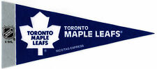 "TORONTO MAPLE LEAFS~BRAND NEW NHL HOCKEY TEAM MINI SOUVENIR 9"" MINIATURE PENNANT"