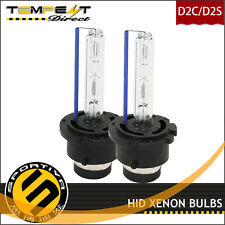 2003-2007 Saab 9-3 HID Xenon D2S Headlight OEM Factory Replacement Bulb Set 1pr