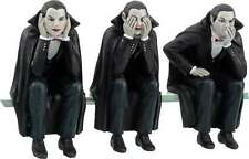 Vampires Speak Hear See No Evil Computer Monitor Toppers / Shelf Sitters