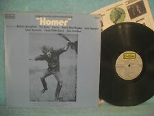Homer, Soundtrack, Cotillion Records SD 9037, 1970, Psych Rock, Acid Rock, Blues