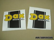 Honda Dax 50 70  CT70 ST50 ST70 ST90 Tank Stickers Frame  / A pair