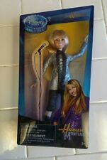 Disney Store Exclusive Hannah Montana Doll NIB
