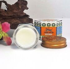TIGER BALM WHITE OINTMENT THAI HERB MASSAGE RELIEF MUSCLE ACHE PAIN INSECT BITES