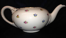 ROSENTHAL ROB ROY TEAPOT **NO LID** BALMORAL NOT SCALLOPED MULTICOLORED FLOWERS