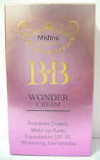 BB Mistine Wonder Cream Makeup base Foundation SPF30 15 g.