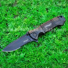 Huiwill new style folding knife WALTHER PPQ Tanto Outdoor Surviva Folding Knives