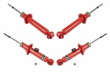 NEW Front and Rear Shock Absorbers KYB AGX fits Infiniti G20 1999-2002