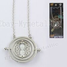 Harry Potter Hermione Time-Turner Time Travel Hourglass Pendant Necklace #05