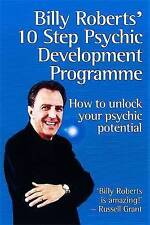 Billy Roberts' 10-Step Psychic Development Programme: How to Unlock-ExLibrary