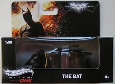 Batman Hotwheels Elite Dark Knight Rises The Bat 1:50 Scale - New - Hot Wheels