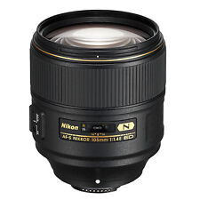 Nikon AF-S 105mm f/1.4E ED N *NEW* *IN STOCK* *NIKON USA WARRANTY*