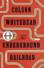 The Underground Railroad (Oprah's Book Club): A Novel  (Hardcover) FREE SHIPPING