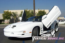 VDI Pontiac Fire Bird Trans Am 1993-1997 Bolt-On Vertical Lambo Doors